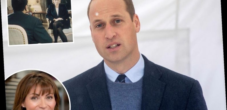 Determined Prince William won't stop until he uncovers truth of BBC's Bashir interview with Diana