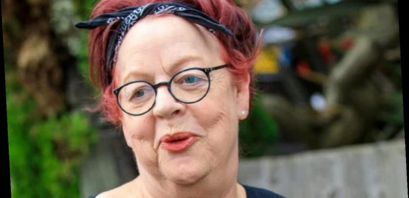 Who is Jo Brand? Bake Off: Extra Slice host and comic investigated by police over acid battery joke