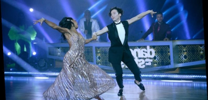 'DWTS': Britt Stewart Says Only One Contestant Visited Johnny Weir After Their Semi-Finals Elimination