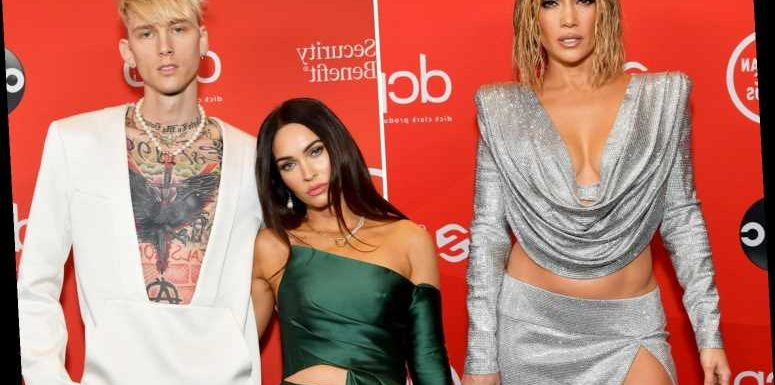 American Music Awards 2020: Jennifer Lopez, Megan Fox, Machine Gun Kelly and other stars wow on the red carpet