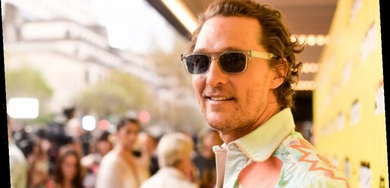 Matthew McConaughey Once Dated 2 Co-Stars From the Same Movie