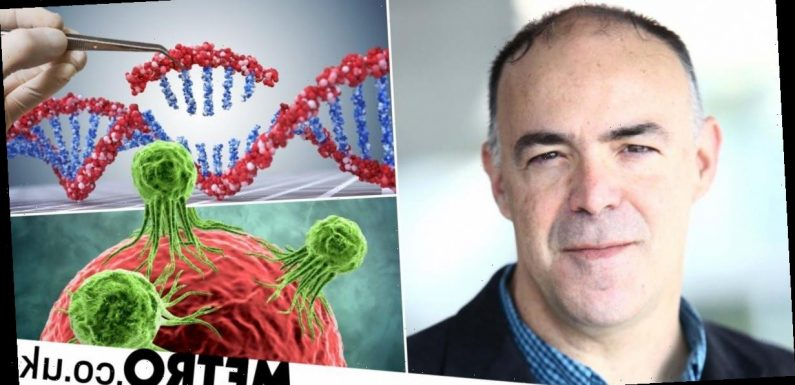 Groundbreaking DNA-altering treatment kills cancer cells for the first time