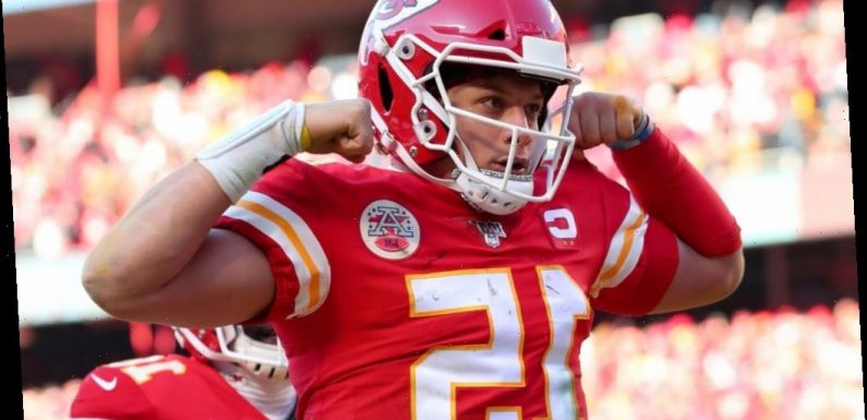 Patrick Mahomes Says He's Got Skills Off the Field Too