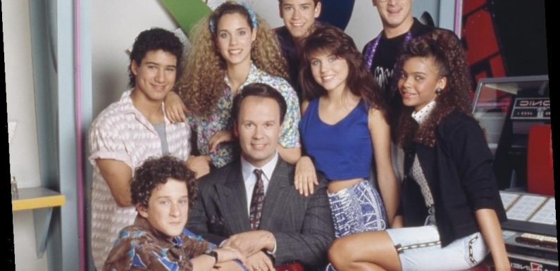 'Saved By the Bell': So Many Cast Members Dated Behind the Scenes: 'It Was Incestuous'