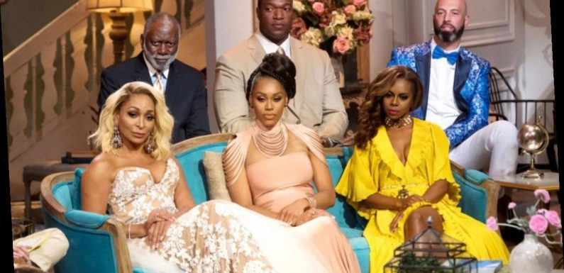 RHOP reunion outfits revealed, check out their canary yellow dresses