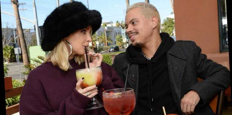 Ashlee Simpson & Evan Ross Enjoy First Date Night Since Welcoming Baby Ziggy