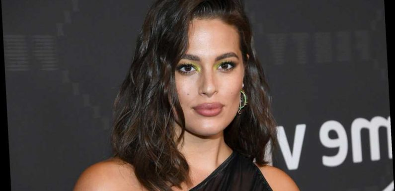 Ashley Graham Proudly Displays Curves and Stretch Marks In