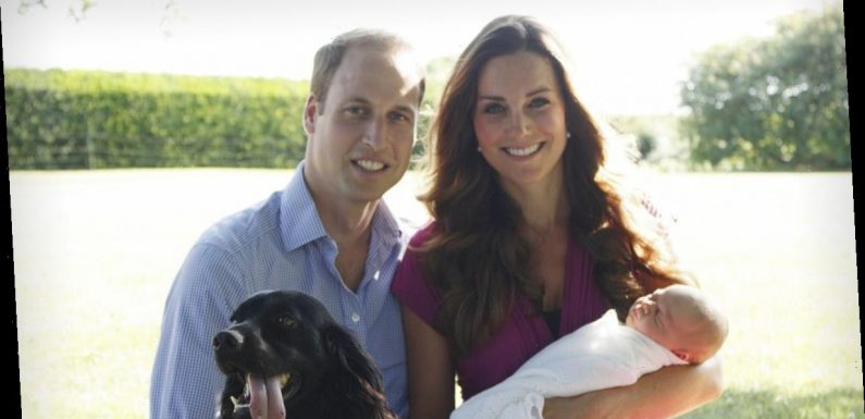 Prince William and Kate Middleton's Dog Lupo is Dead