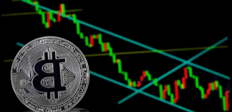 Bitcoin climbs to three-year peak, nears all-time high
