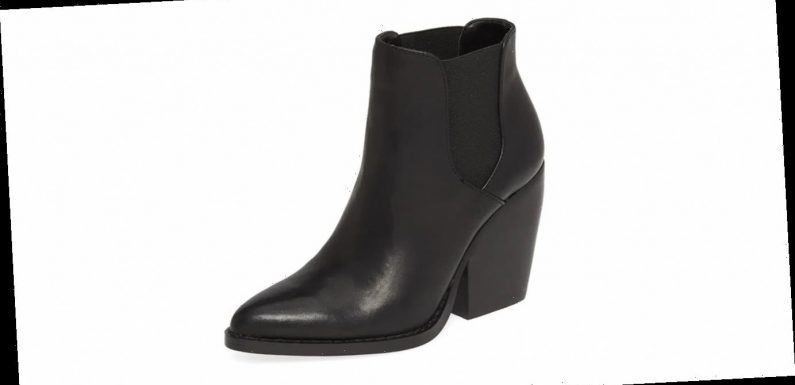 Cyber Week Deal: These Chic Booties Are Over 50% Off At Nordstrom