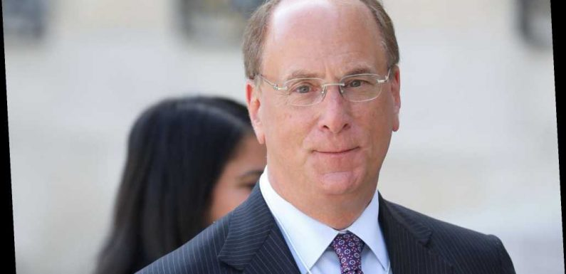 Larry Fink has faith in America's comeback — and so should you