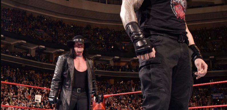 The Undertaker's net worth – and how became one of richest WWE stars