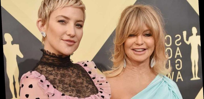 Kate Hudson Wishes Mom Goldie Hawn a Happy 75th Birthday: 'Love You to Infinity and Beyond'