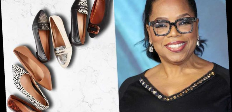 Oprah and Podiatrists Love This Shoe Brand — and It Just Slashed the Prices of Its Best-Selling Styles