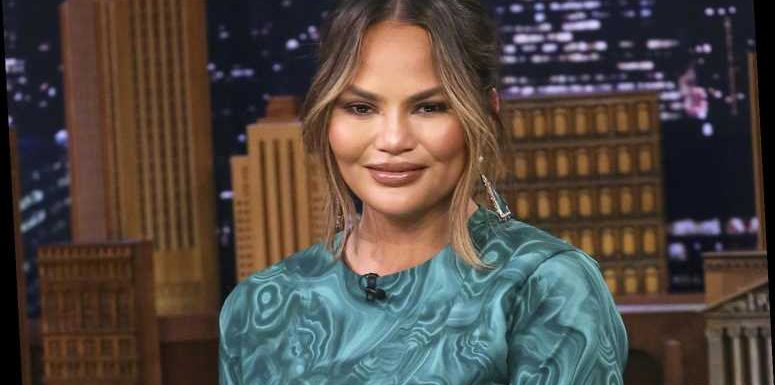 Chrissy Teigen Just Discovered Her Favorite Blanket Brand Makes Loungewear, Too