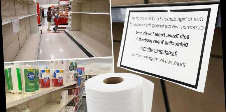 Twitter sees funny side of toilet paper shortage as Covid panic buying hits US stores again after cases spike