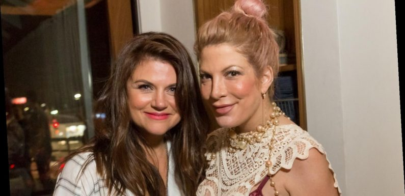 Why Tori Spelling's relationship with Tiffani Thiessen is done