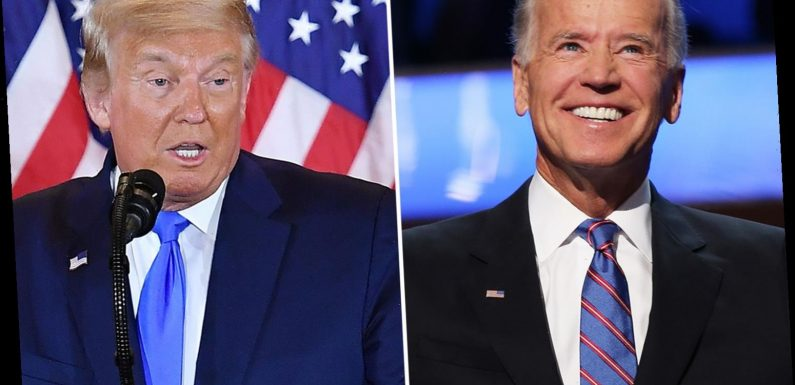 Joe Biden launches presidential transition site despite Trump challenges and not yet being declared 2020 election winner