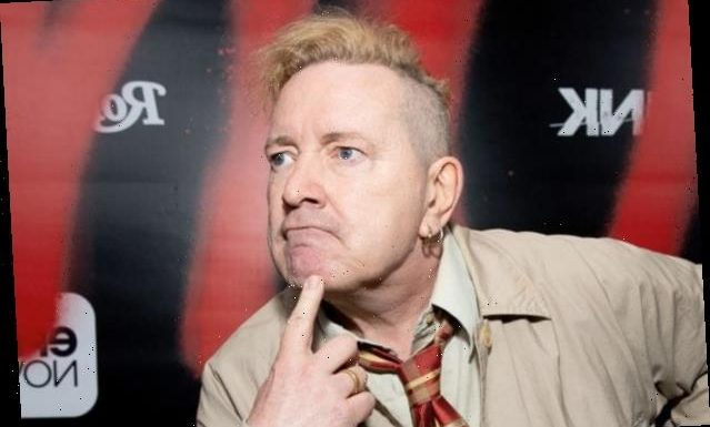 Johnny Rotten Is Trending for a Very Squirrelly Reason