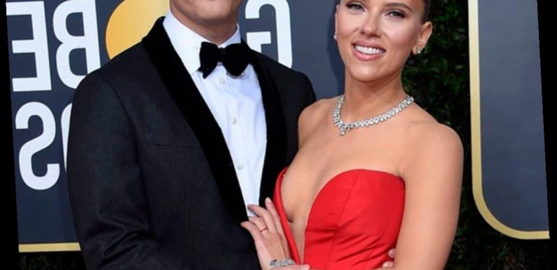 Scarlett Johansson Debuts Her Wedding Band After Marrying Colin Jost
