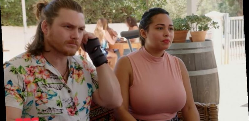 Tania and Syngin have uncomfortable fight during episode of 90 Day Fiance: HEA Strikes Back