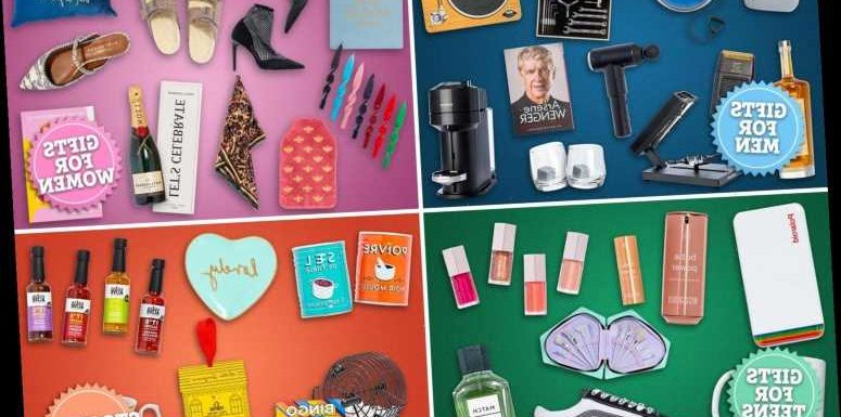 The ultimate Christmas 2020 gift guide for everyone on your list – from the girly girl to the sulky teen