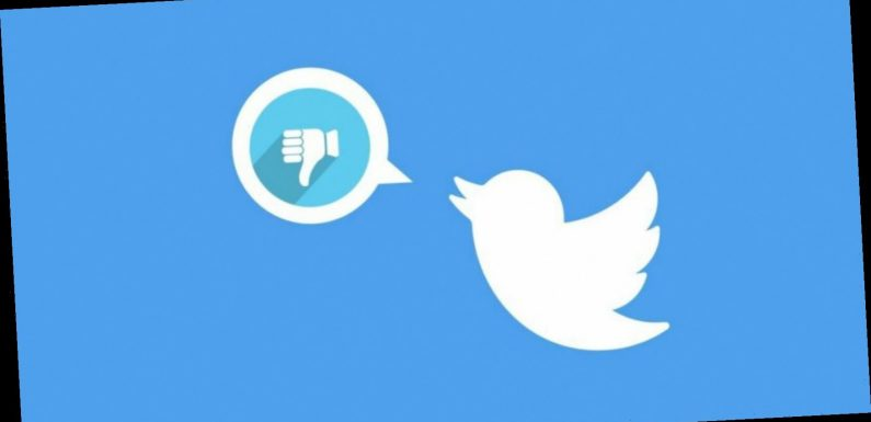 Twitter Is Considering The Addition Of A Dislike Button