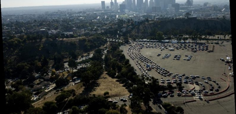 Los Angeles County issues safer-at-home order that starts Nov. 30