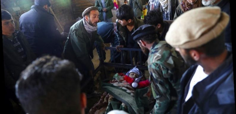 ISIS claims responsibility for deadly attack in Kabul