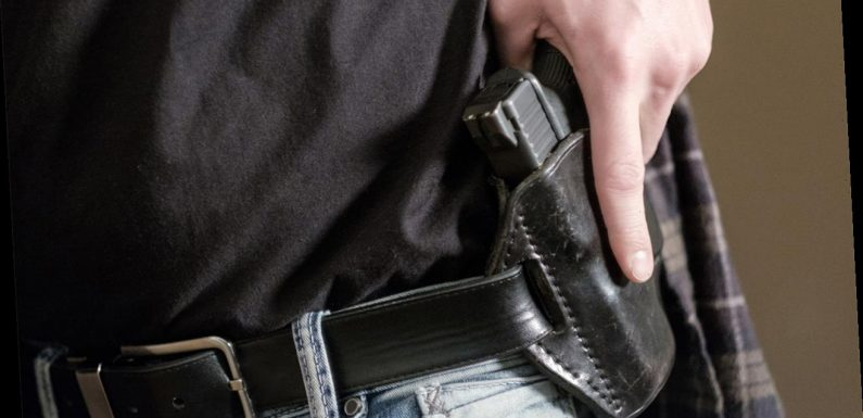 Gun groups challenge NJ laws on open carry of handguns