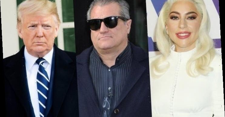 Lady GaGa's Dad Defends Voting for Donald Trump Despite POTUS' Shady Comments About Singer