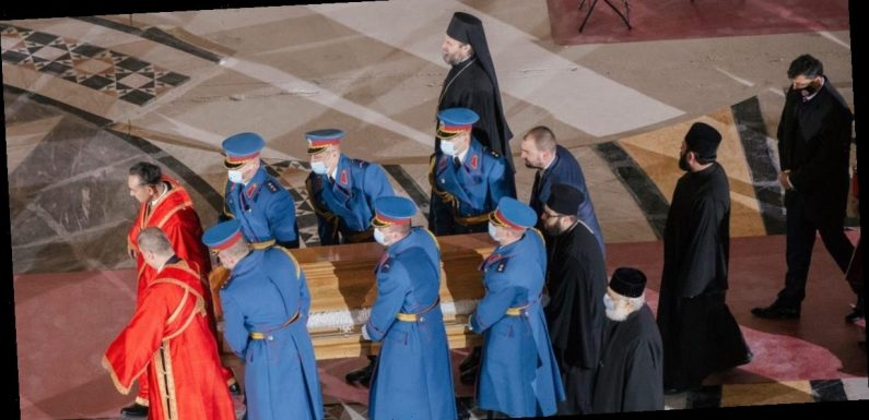The head of the Serbian Orthodox Church died from COVID-19 after attending an open-casket funeral for a bishop who died from the disease