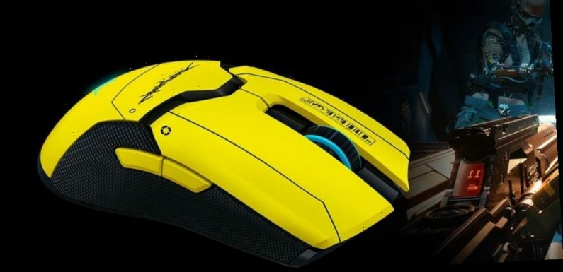 Razer Opens Pre-Order for 'Cyberpunk 2077' Viper Ultimate Gaming Mouse