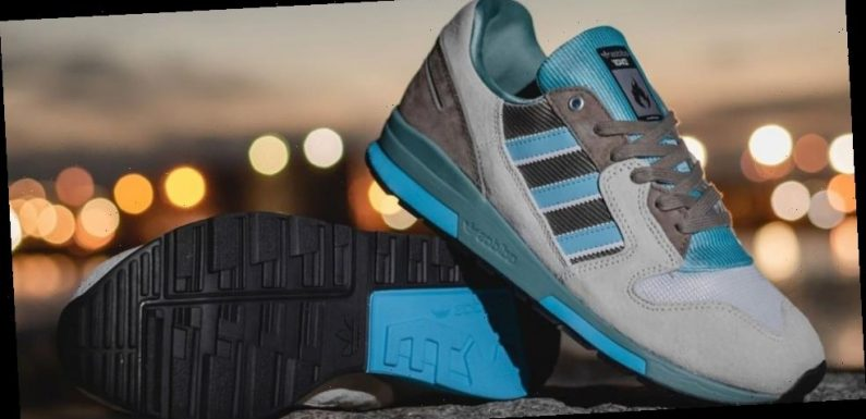 "Hanon and adidas Consortium Serve up Superstitious ZX420 ""Luck of the Sea"""