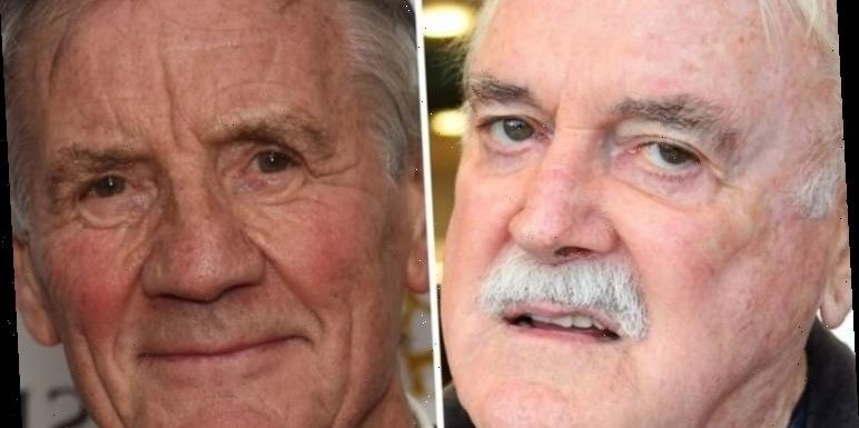 Michael Palin's damning speech on 'complicated' and 'difficult' John Cleese