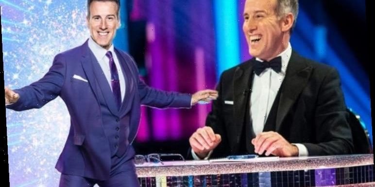 Anton Du Beke explains why he couldn't turn down new role as Strictly Come Dancing judge