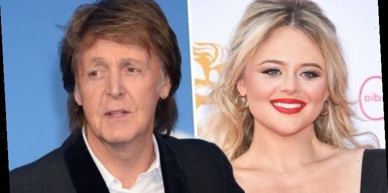 Emily Atack family: Inside her family connection to Sir Paul McCartney