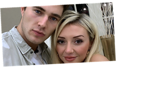 Curtis Pritchard sparks romance rumours with Kimberly Hart-Simpson as fans mistake her for Amy Hart