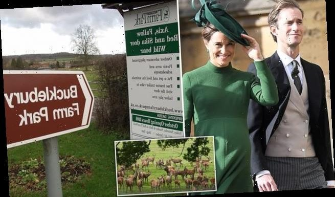 House with 72 acres Pippa Middleton is eyeing up is a bargain at £1.5m