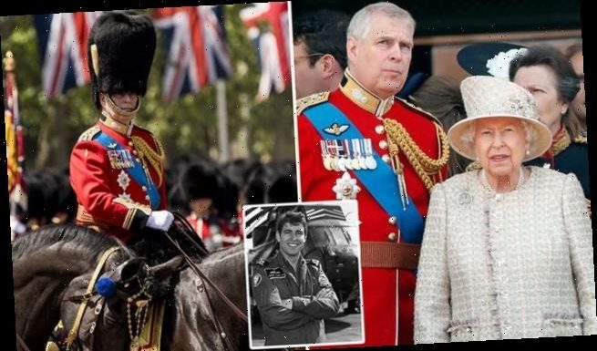 EDEN CONFIDENTIAL: Is Prince Andrew set to get his marching orders?