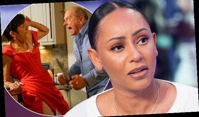 Mel B met with Coronation Street writers to help with abuse storyline