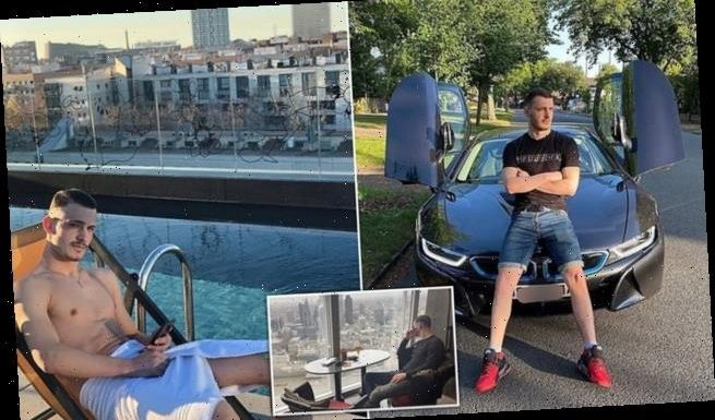 Albanian rapper, 20, makes 'instruction videos' on sneaking into UK