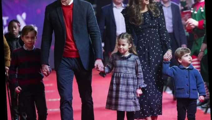 What in the world is this video about the Cambridges' trip to Pantoland?