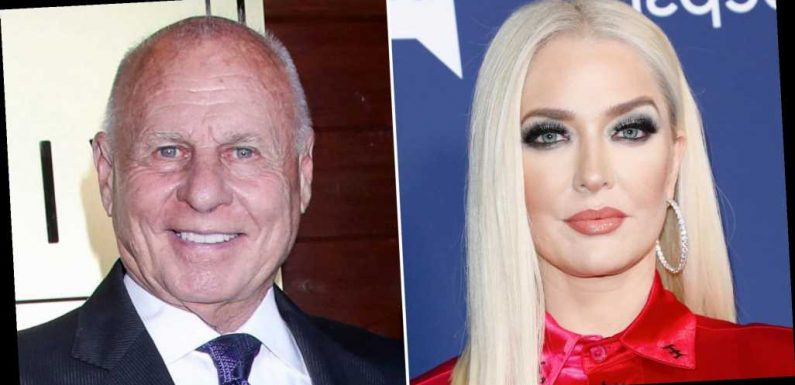 The Messy Gets Messier! Erika Jayne Shares Texts From Tom's Alleged Mistress