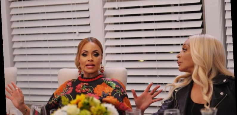 'RHOP': Karen Huger Calls out Gizelle Bryant For 'Lie' on 'Bravo Chat Room' About What She Said Regarding Wendy Osefo