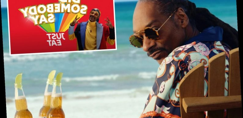 Snoop Dogg bags £10m to become face of Corona beer months after earning £5m in Just Eat deal