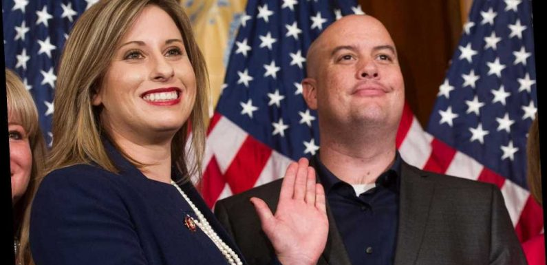 Katie Hill sues ex-husband, media outlets over 'nonconsensual porn'