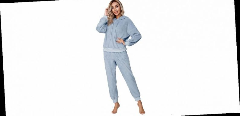 Introducing the Softest Sleepwear Ever (Yes, It's Sherpa)