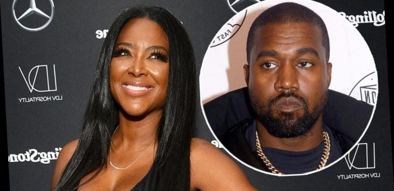 RHOA Star Kenya Moore Says Date With Kanye West 'Was a Disaster'
