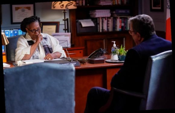 'Blue Bloods' EP Kevin Wade On Tonight's Season 11 Debut, Whoopi Goldberg, Police Brutality, & Pandemic Production